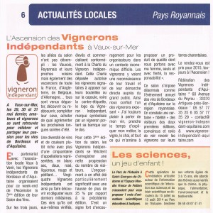 Article  Le Colporteur