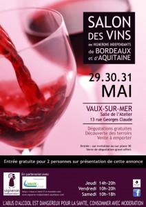 VISUEL MAGAZINE Salon des vins